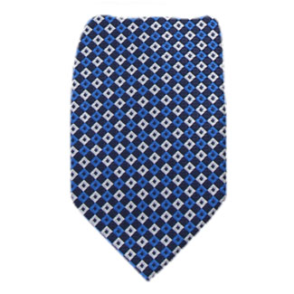 Royal Mens Zipper Tie Regular Length Zipper Tie