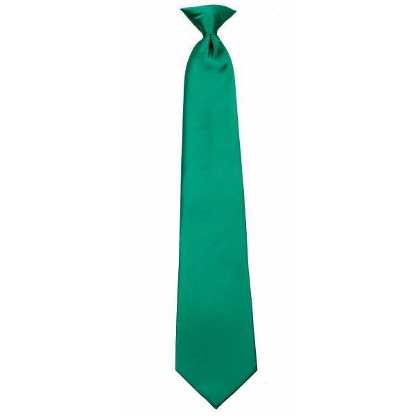 Kelly Green Clip on Tie Clip On Ties