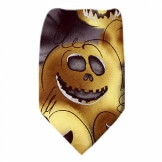Jerry Garcia Halloween Tie Regular Length
