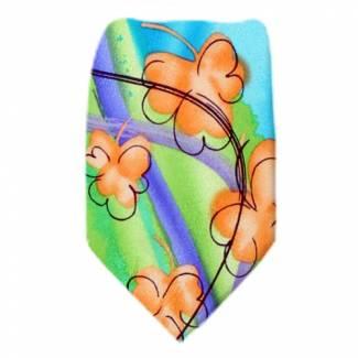 Jerry Garcia  St Patricks Day Tie Regular Length