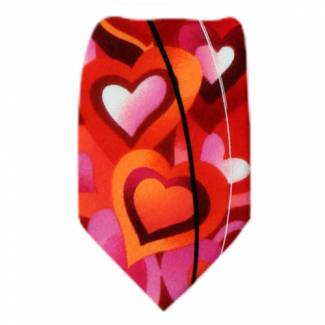 Jerry Garcia Valentines Day Tie Regular Length