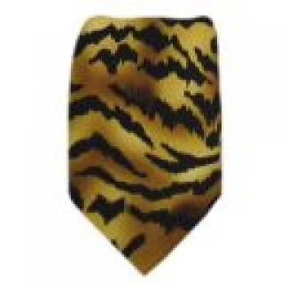 Boys Tiger Tie Ties