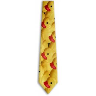 Rubber Ducks Tie Animal Ties