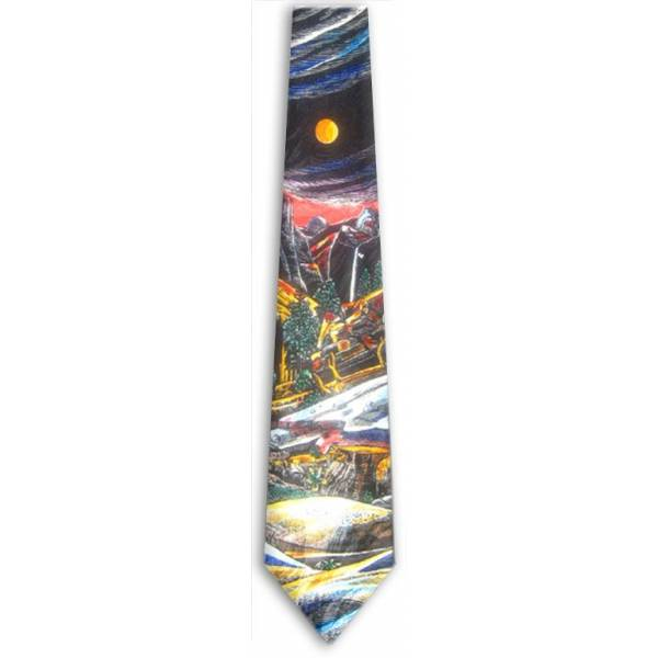 Sierra Club Tie Club Ties