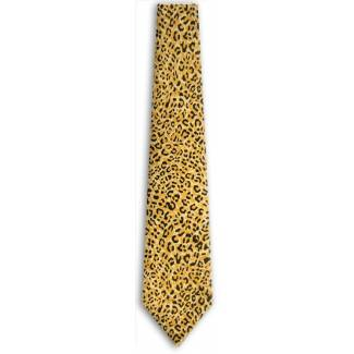 Cheetah Print Tie Animal Ties