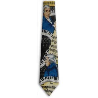 Beethoven Tie Famous People Ties
