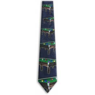 Billiards Tie Fun Ties