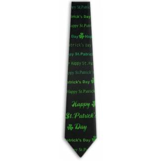 Happy St. Patricks day Tie Holiday Ties
