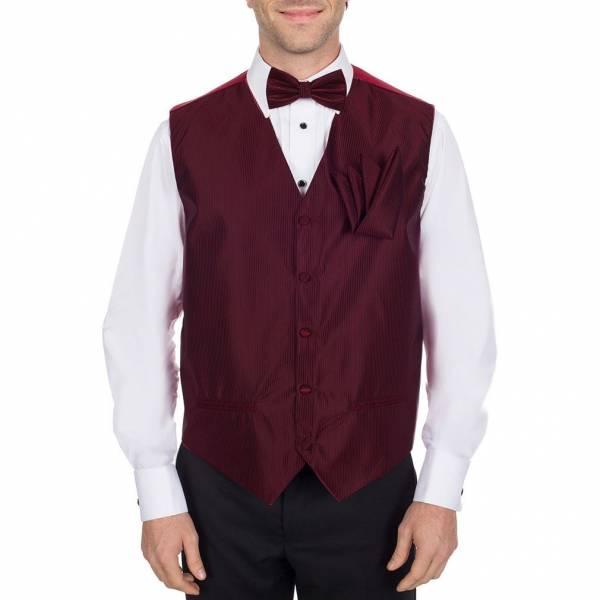 Vest Bow Tie & Hanky