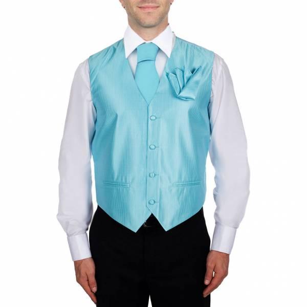 Vest Tie & Hanky