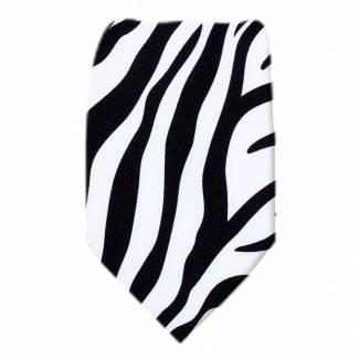 ZEBRA Extra Long Tie